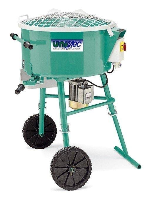 Screed-Mixer