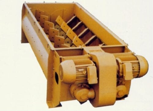 Twin Shaft Mixer