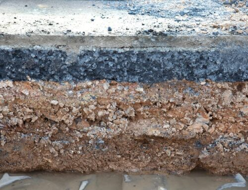 Using Concrete to Support Soil Stabilisation